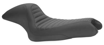 Mustang Cafe Seat For Sportster Models - Muller Powersports