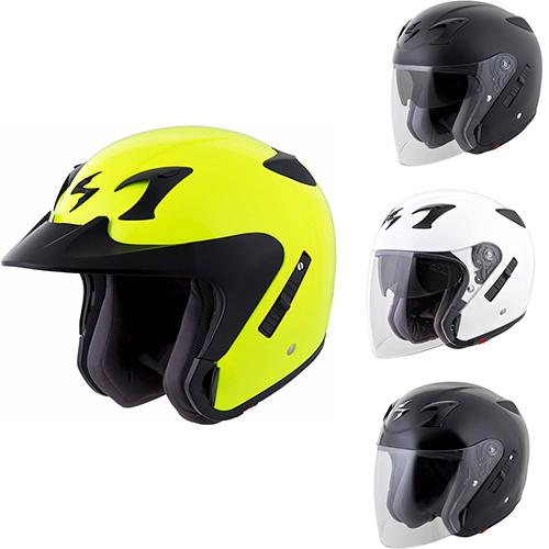 Scorpion EXO-CT220 Street Motorcycle Helmet Neon, X-Large