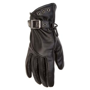 4fce903ce BLACK BRAND CRYSTAL WOMENS MOTORCYCLE GLOVES