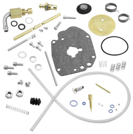 S S Super G Carbs Master Rebuild Kits Muller Powersports